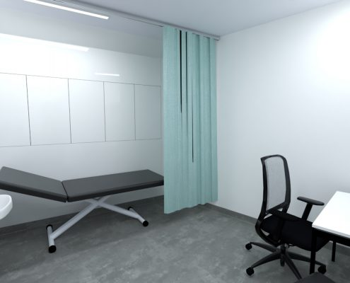 medical centre gp north lakes brisbane queensland - nurses room - medpods medical centres