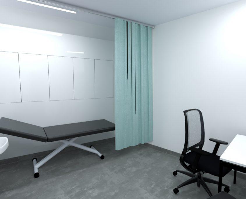 medical centre gp north lakes brisbane queensland - nurses room - medpods medical centres