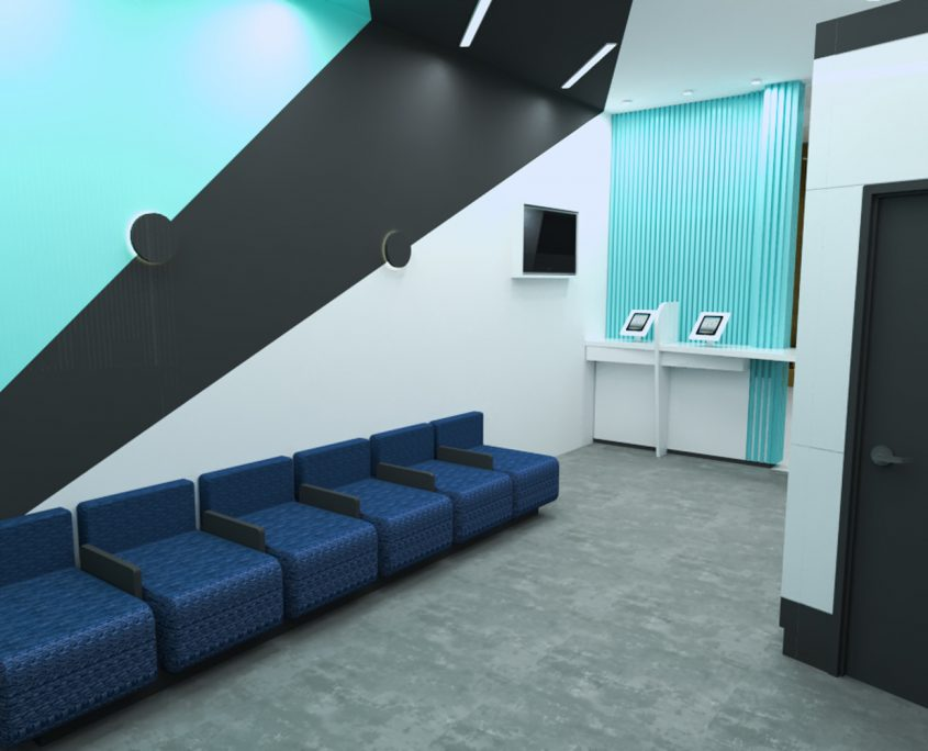 medical centre gp north lakes brisbane queensland - patient-waiting room - medpods medical centres