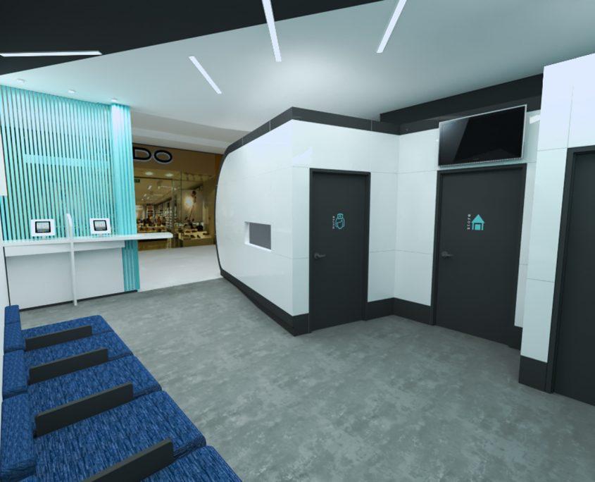 medical centre gp north lakes brisbane queensland - medical clinic waiting room - medpods medical centres