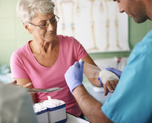 medical centre north lakes - doctors mango hill - gp kallangur - wound care management