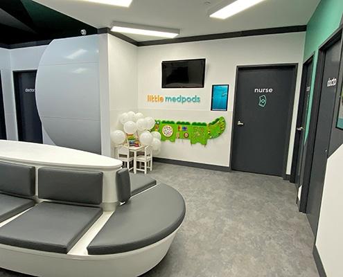 medical centre north lakes - doctor mango hill - gp kallangur - murrumba downs - kids seating